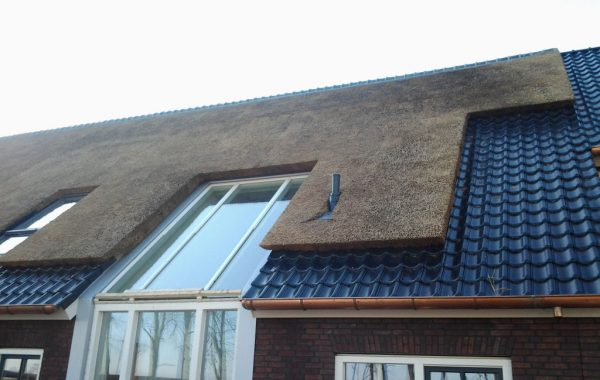 Moderne woning te Blokzijl