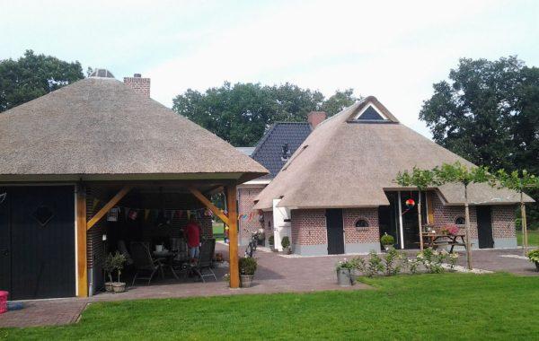 Moderne woonboerderij te Nijverdal